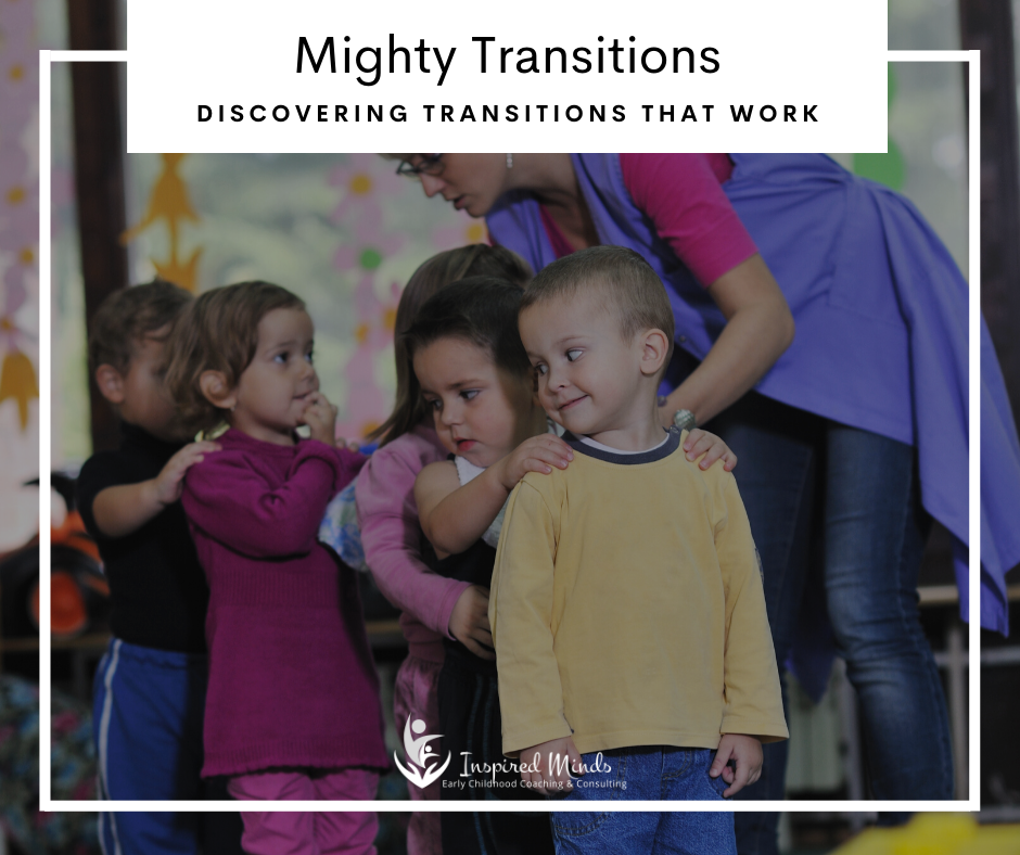 Mighty Transitions