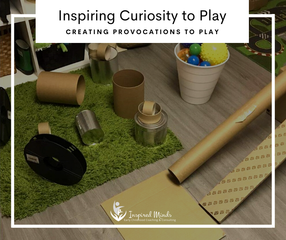 Inspiring Curiosity to Play