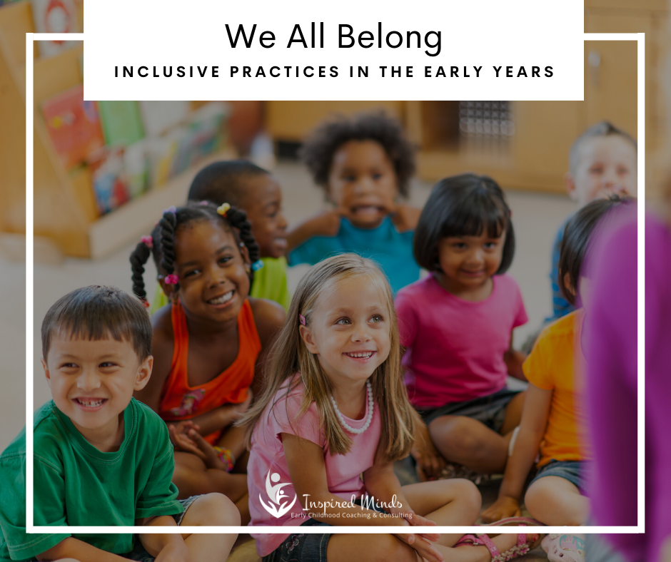 We All Belong!
