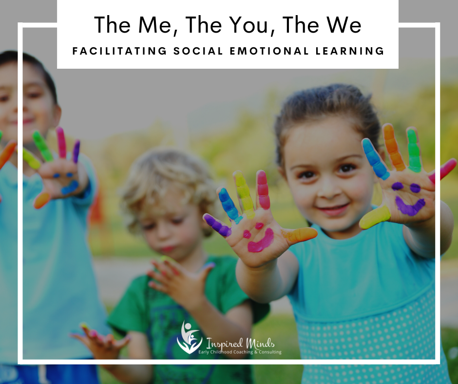 The Me, The You, The We!