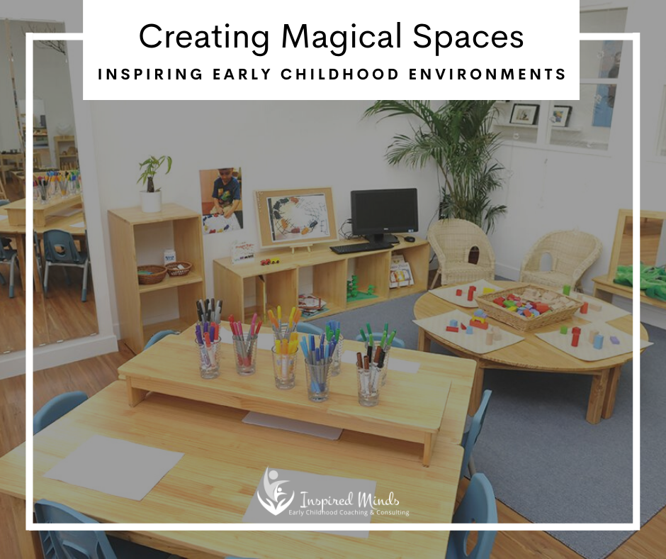 Creating Magical Spaces!