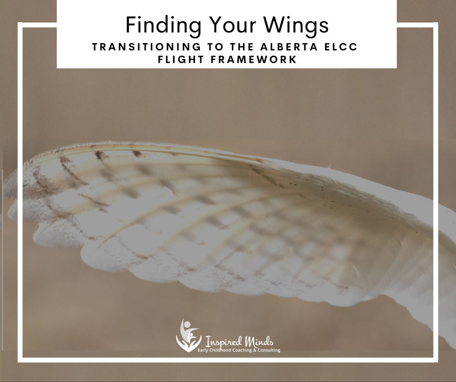 Finding Your Wings! FLIGHT!
