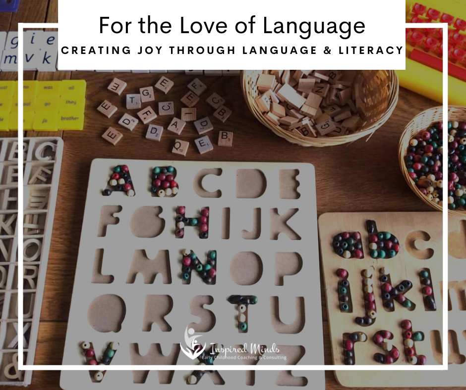 For the Love of Language!