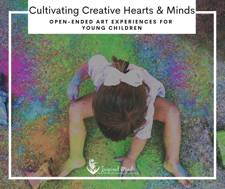 Cultivating Creative Heart & Minds