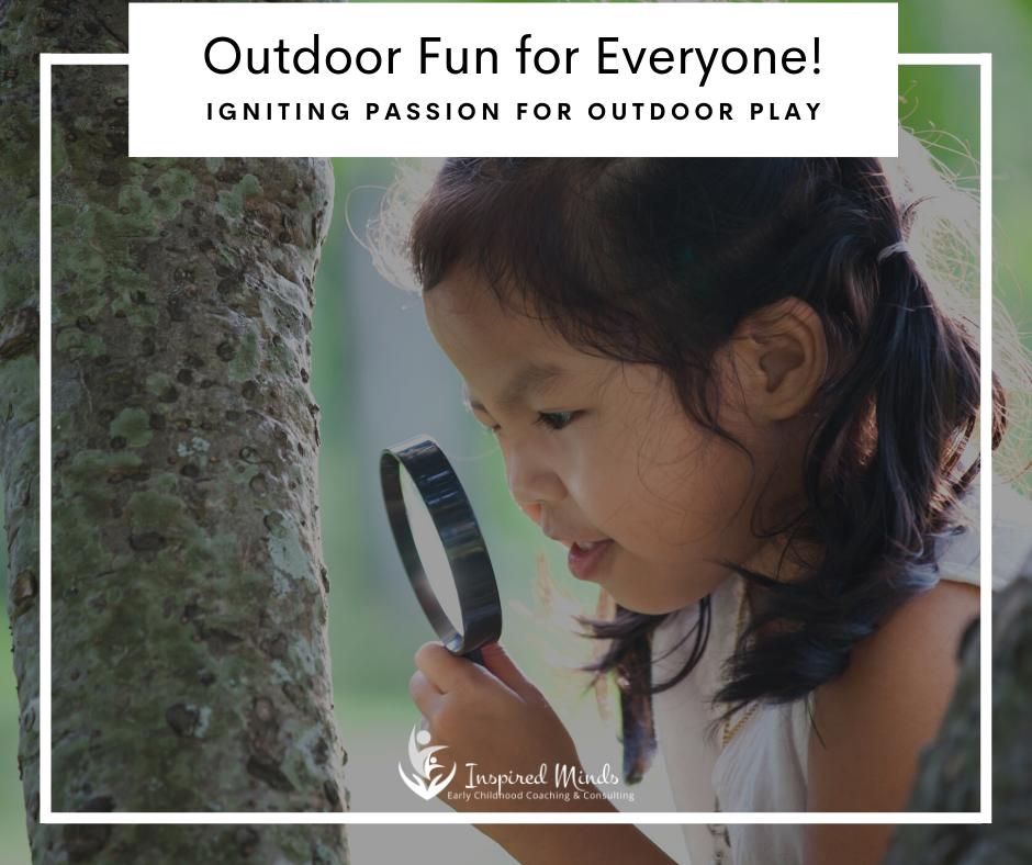 Outdoor Fun for Everyone!
